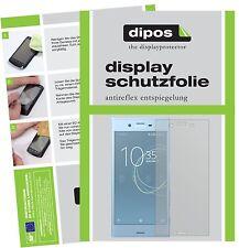2x Sony Xperia XZs Film de protection d'écran protecteur antireflet dipos