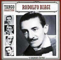 Rodolfo Biagi - Tango Collection Grandes Exitos [New CD] Argentina - Import