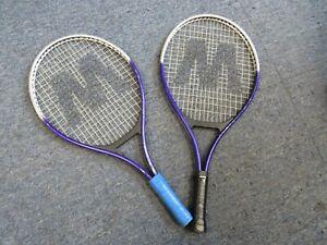 Pair of WILSON tennis racquets