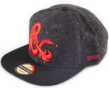 Dungeons & Dragons Ampersand Dragon D&D Cap - Logo Official New