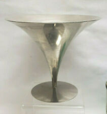 Modern Design Mid-Century Chrome CANDY DISH - unkown mark