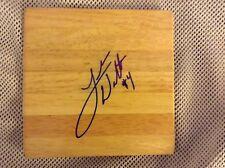 Signed Luke Walton Floorboard Lakers NBA University of Arizona