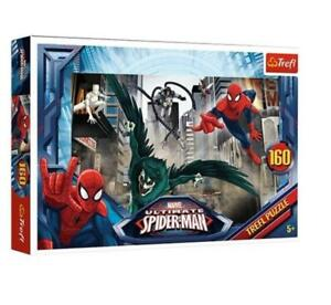 Trefl Spiderman  Jigsaw Puzzle 160 Pieces 5+ Kids Game Gift