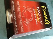New Xm Cnpken1 Xmdirect2 Kenwood Connection Cable interface Audiovox Sirius