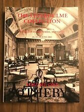 "Sotheby's Auction Catalog ""The Leverhulme Collection Volume 1"" 2001"