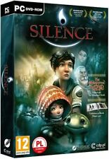 SILENCE LIMITED COLLECTOR'S EDITION PC DVD NEW ENGLISH STEAM ARTBOOK POSTER