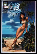 Aspen Swimsuit Splash 2007 Michael Turner US Aspen PIN UP book FATHOM SOULFIRE M