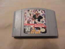 NFL Quarterback Club 2000 Game Cartridge for Nintendo 64