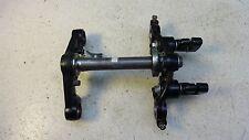 1981 Yamaha Exciter SR250 Y547. triple tree steering stem clamp