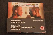 Robbie Williams - Heavy Entertainment  CD - POLISH STICKERS