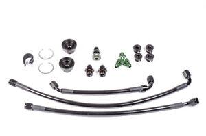 Radium Engineering for Nissan VQ35HR & VQ37VHR Fuel Rail Plumbing Kit