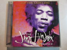 JIMI HENDRIX ELECTRIC LADYLAND CD MCAD-10895 W/STAMPS BOOKLET STILL ATTACHED OOP