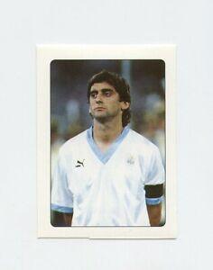 #TN03204 ENZO FRANCESCOLI i 100 Re del Calcio Italian Sticker