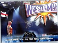 2018 TOPPS WWE ROAD TO WRESTLEMANIA CARD PICK CHOOSE YOUR CARDS