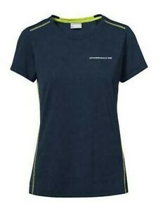 New Genuine Porsche Drivers Selection Ladies Sports T Shirt Size Medium