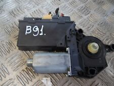 AUDI A4 B7 2005-2007 N/S REAR PASSENGER DOOR WINDOW MOTOR - 8E0959801E (B91)