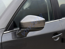 For Mazda CX-5 2017-2018 Gray Left Fold Power Heat Turn Signal Blind Spot Mirror