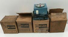 Lot of 4 New De Laval 8301810-80 Hour Meters Dairy Separator Farming Vintage