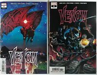 🔑 VENOM #5 + 6 KNULL FIRST PRINT Donny Cates Ryan Stegman KING IN BLACK Carnage