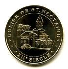 63 SAINT-NECTAIRE Eglise, 2015, Monnaie de Paris