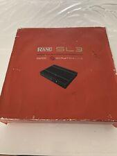 RANE SL3 SERATO SCRATCH LIVE Full Kit - Great Condition