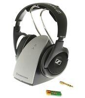 SENNHEISER RS 120 II Wireless Digital RF On-Ear Headphones BRAND NEW w/WARRANTY