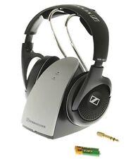 Sennheiser RS 120 II Headband Wireless Headphones - Black