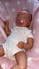 Azalea by Laura Lee Eagles Reborn baby girl