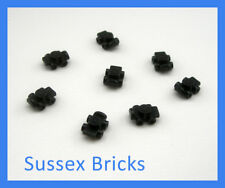 Lego 8x Negro Roller Skate Minifigura Ciudad City Sports Park 11253 Piezas-Nuevo