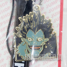Death Note Shinigami Ryuk Metal Mascot Strap JAPAN ANIME MANGA SHONEN JUMP