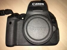 CANON EOS 700D 18MP DIGITAL SLR CAMERA BODY ONLY - 700 D - LOW SHUTTERS