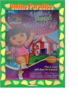 Dora The Explorer Dora's Lost and Found Adventure MAC Game-New