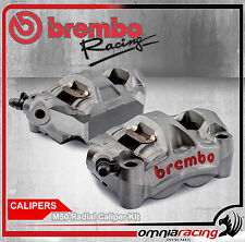 Monoblock Bremszangen Brembo M50 radial 100 mm cod 220A88510 Brake Calipers