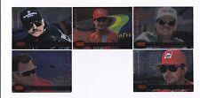 1995 Assets Images Previews Complete 5 card set BV$15! DE, Gordon, John Force.