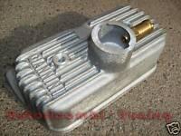 Coperchio Punterie GIANNINI in Alluminio FIAT 500