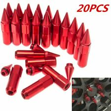 20x Aluminum 12x1.5 Spike Extended Lug Nut for Toyota Ford Honda Chevrolet Acura