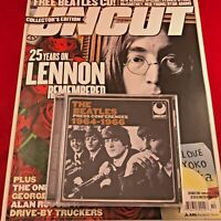 UNCUT MAG Oct 05 John Lennon, The Beatles, Neil Young, Bob Dylan, Rolling Stones