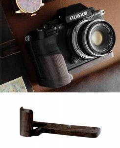 Shoten XS10-GP Wooden Camera Hand Grip for FUJIFILM X-S10 Fast Shipping Japan