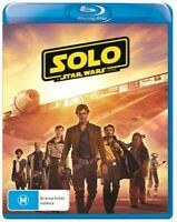 Solo - A Star Wars Story (Blu-ray, 2018) Region B