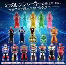 "BANDAI ""Go-Busters vs Gokaiger the movie"" Ranger key set movie JAPAN F/S S3119"