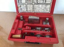 Kwikset Door Knob & Deadbolt Lock Installation Kit Wood Door Install Jig NUN142