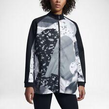 Damen Nike Sportswear Montage 830429-010 Wind Jacke Neu Laufen Gr. XS 87fd25c3df