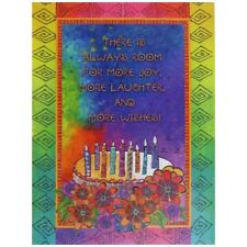 """Laurel Burch Birthday Card - """"Wishing You a Day"""" With Envelope"""
