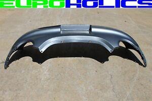 OEM Volkswagen VW Beetle 98-05 Hatchback Rear Bumper Cover GRAY *FREIGHT*
