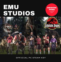 Jurassic Park: The Game (PC) Steam Key Region Free