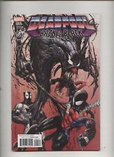 DEADPOOL back in black #5 KRS  Tyler Kirham color venom variant