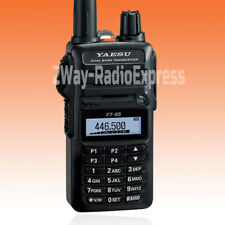 YAESU FT-65E VHF-UHF Tranceiver 5 Watts UNLOCKED TX 136-174 / 400-480MHz FT-65R