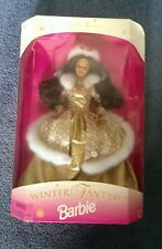 NEW WINTER FANTASY1995 Barbie Doll #15530 NFRB