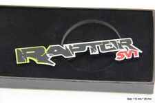 B152 Raptor Auto 3D Emblem Badge Aufkleber PKW KFZ emblema Car Sticker new