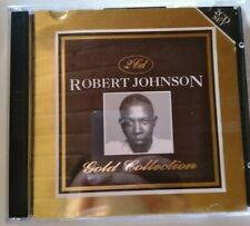 DOUBLE CD - Robert Johnson - Gold Collection - 1992